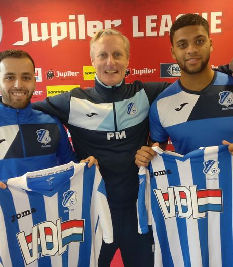 El Hasnaoui en Klooster zijn binnen én inzetbaar tegen FC Emmen
