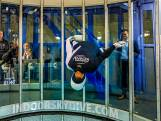 Bezoekers Skydive krijgen meer: 'thrill' attracties met hoog adrenalinegehalte