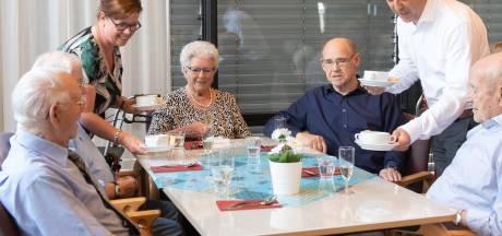 Ouderen kunnen weer samen eten voor een redelijke prijs in de Doelen in Oosterhout