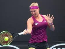 Bertens voor het eerst naar derde ronde Australian Open