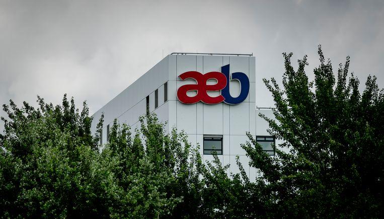 Het Amsterdamse Afval Energie Bedrijf (AEB) verkoopt het warmtenet aan de gemeente.  Beeld Hollandse Hoogte/ANP