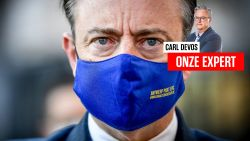 """Carl Devos: """"De Wever doet uitspraken die niet in beschaafd debat thuishoren"""""""