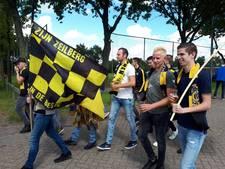 Geel-zwarte volksverhuizing vanuit Zeilberg naar Friesland
