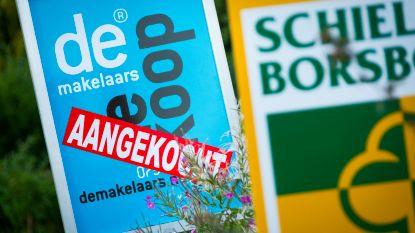 Deze maand koopt Belg pakjes en... huizen