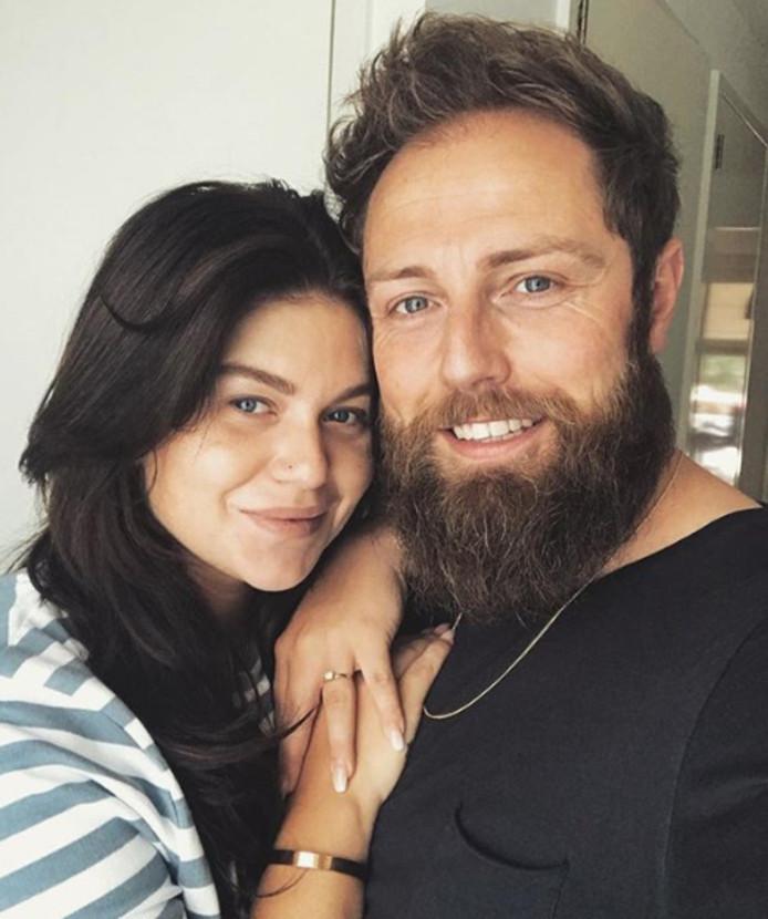 Roxeanne en Erik