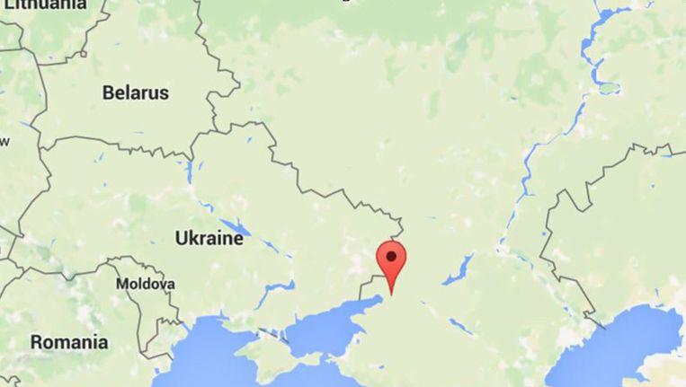 Rostov aan de Don Beeld Google Maps