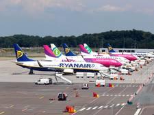 Groeistuipen van een luchthaven