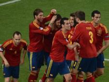 L'Espagne impressionnante de maîtrise contre la France