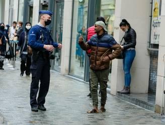 """Brussel: """"Niet 46, maar 102 corona-pv's uitgeschreven begin oktober"""""""