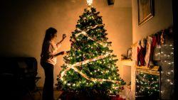 Zet gerust nu al je kerstboom, het maakt je volgens de wetenschap gelukkiger
