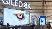 Daar is de 8K-tv: hebben we zo'n toestel met superhoge resolutie wel nodig?