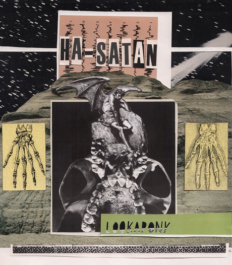 Debuut-album 'Ha-Satan' van Eindhovense rockers Lookapony