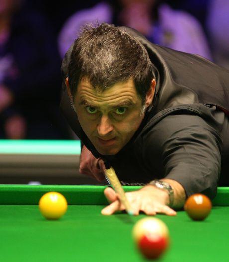 Ronnie O'Sullivan breekt snelheidsrecord op WK snooker