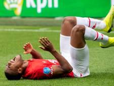 Drama voor jonge AZ-spits Boadu: zware enkelblessure