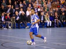 Raphinha goud waard voor zaalvoetballers FC Eindhoven; ZVV Eindhoven verliest