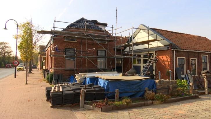 Dorp in Groningen afgebroken vanwege aardbevingsschade