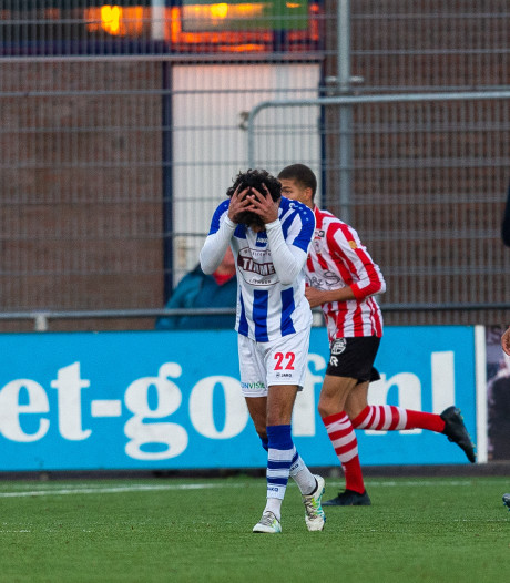 FC Lienden in eigen huis geen partij voor Jong Sparta Rotterdam