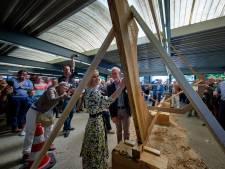 Bouw trekschuit 'Den Eerste Snik' in Maassluis live te zien