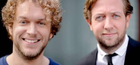 Serious Request begint voor 3FM dj's Mark en Rámon bij Metropool in Hengelo