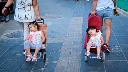 China's tweekindpolitiek: goed voor 5,4 miljoen baby's op 18 maanden tijd maar probleem blijft even groot