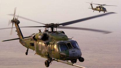 Amerikaanse gevechtshelikopter stort neer in Irak: alle zeven militairen komen om