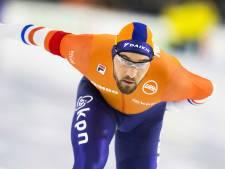 Nuis snelt naar overwinning op 1000 meter
