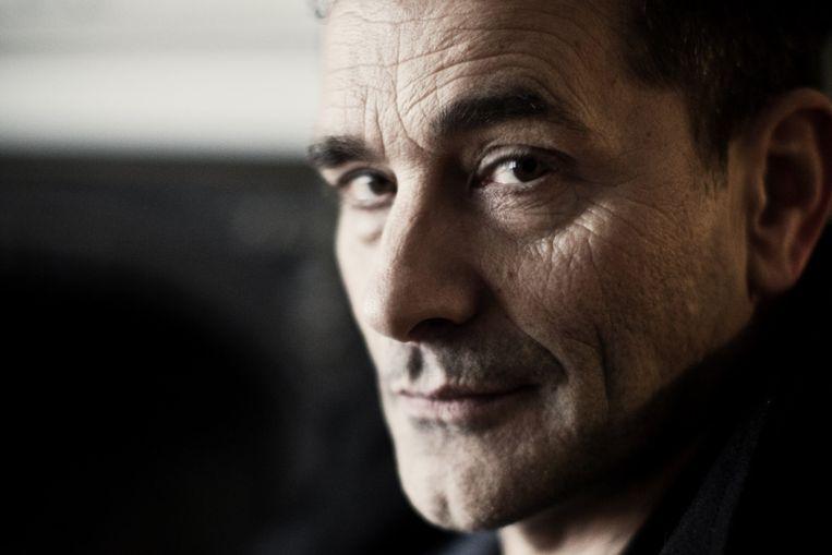 Koen De Bouw speelt binnenkort de hoofdrol in 'Grenslanders'.