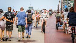 Zeedijk Knokke is gevaarlijkste van hele kust