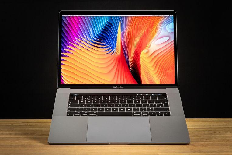 """De recentste versie van de MacBook Pro 15,4"""""""