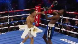 Jonge Amerikaan na pijnlijk debuut meteen uitgeroepen tot 'de slechtste bokser ter wereld'