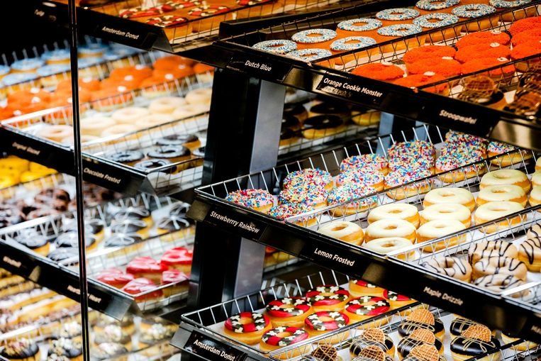 Dunkin' Donuts ongezond? 'Uiteindelijk bepaalt de consument. Als klanten jouw product kopen heb je bestaansrecht.' Beeld anp