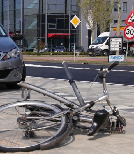 Extra waarschuwingsborden na aanrijding bij nieuwe autotunnel Veenendaal