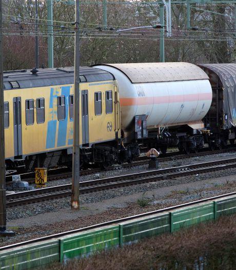 DB Cargo krijgt boete van 7500 euro voor veroorzaken treinbotsing in Tilburg