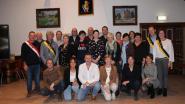 50-jarigen Sint-Laureins vieren samen verjaardag