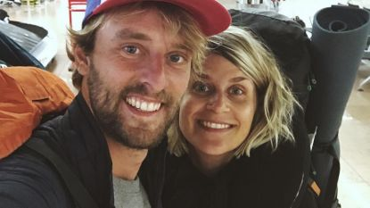 Eva Daeleman is getrouwd met haar Stijn