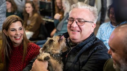 Prins Laurent bezoekt 'Bring Your Dog To School'-dag zonder hond