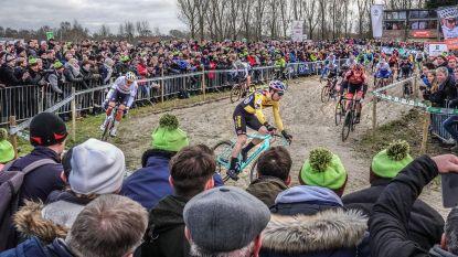 Cyclocross Gullegem kent recordeditie met meer dan 8.000 toeschouwers