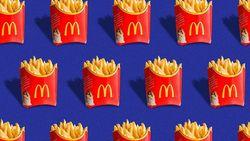 In Antwerpen hoef je nu je luie zetel niet meer uit voor McDonald's