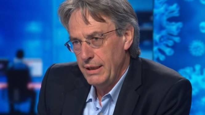 """Herman Goossens: """"Stop met testen in sport- en cultuursector, prioriteit is nu volksgezondheid"""""""