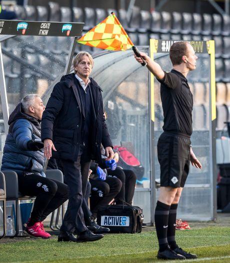 Adrie Koster verdient nog wel even de kans om historisch zwakke reeks om te buigen