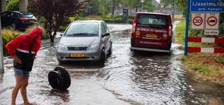 Stresstest moet toekomstige wateroverlast in de gemeente Kampen in beeld brengen