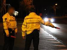 Agenten controleren uurtje in Losser: 8 hardrijders op de bon
