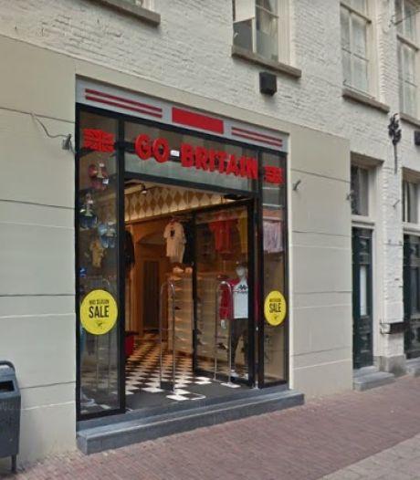 Streetwearwinkel Go-Britain failliet, winkel in Arnhem sluit