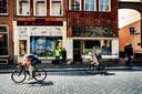 Het grote kijken in de binnenstad van Zutphen is begonnen.