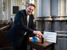 'Kerkdienst met dertig man zonder samenzang voelt niet als een feestje'