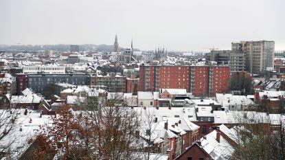 """Leuven wordt wakker onder laagje sneeuw: """"Extra aandacht voor populaire fietsroutes"""""""