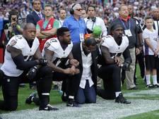 American footballers dagen Trump verder uit