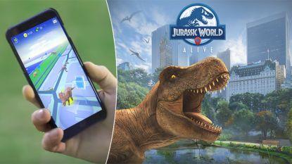 Vergeet Pokémon Go: binnenkort jagen we allemaal op dino's in Jurassic World Alive