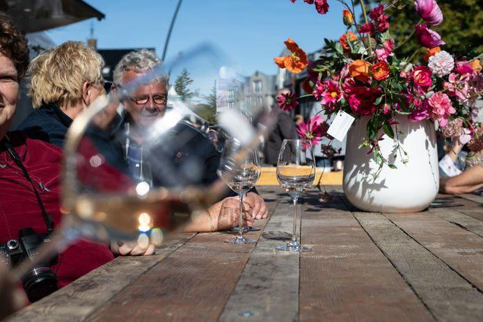 Dit jaar geen wijnfeesten in Groesbeek.