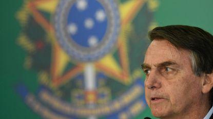 """""""Geen respect voor grootste feest van land"""": Braziliaanse president krijgt storm van kritiek na delen expliciet filmpje carnaval"""